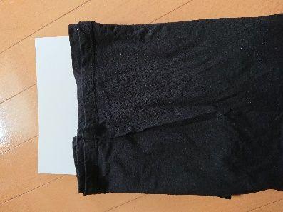 Tシャツの梱包方法7