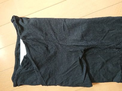 Tシャツの梱包方法5