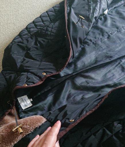 コートの梱包方法2
