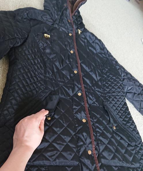 コートの梱包方法3