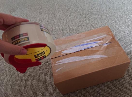 マグカップの梱包方法