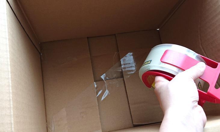 ペットボトルの梱包方法10