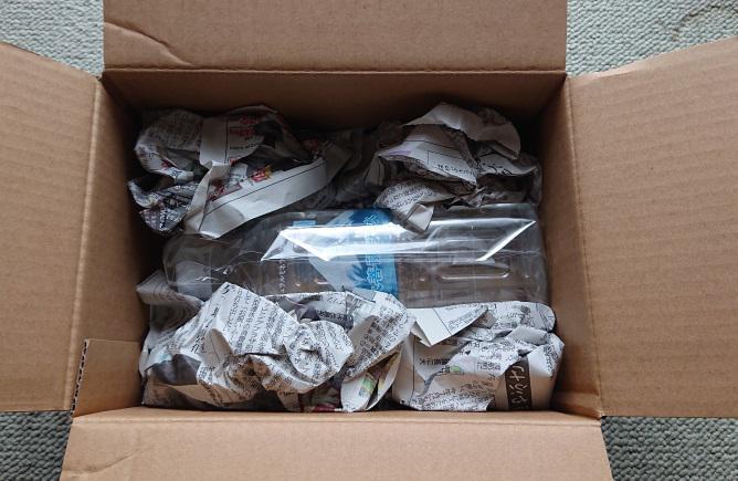 ペットボトルの梱包方法5