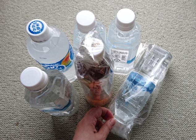 ペットボトルの梱包方法8