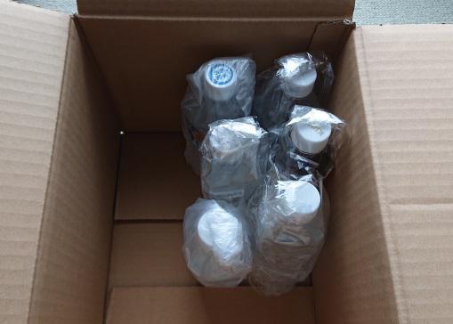 ペットボトルの梱包方法9