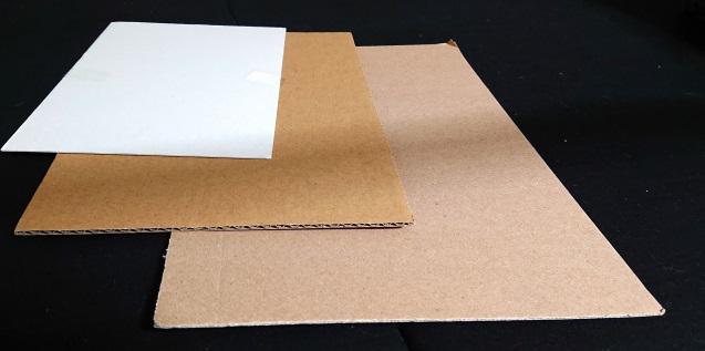 ピアスの梱包箱の作り方