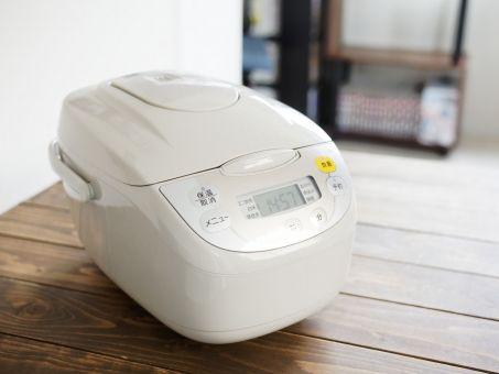 炊飯器の梱包