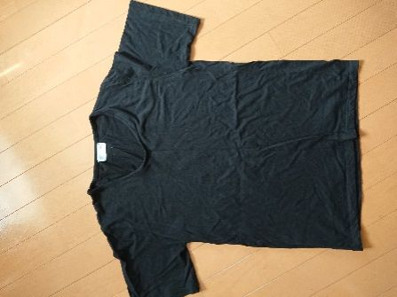 Tシャツの梱包方法2