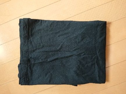Tシャツの梱包方法6