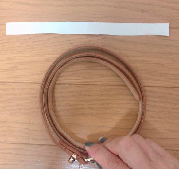 ベルトの梱包方法4