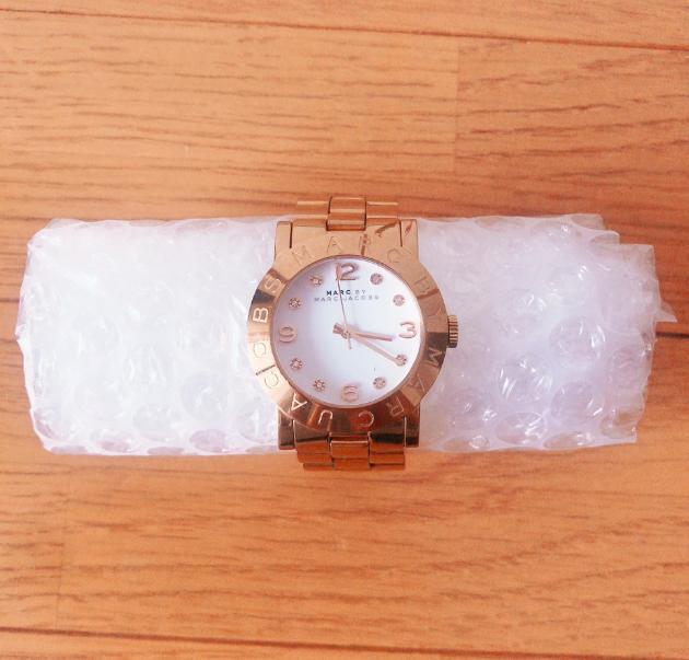 腕時計の梱包方法2