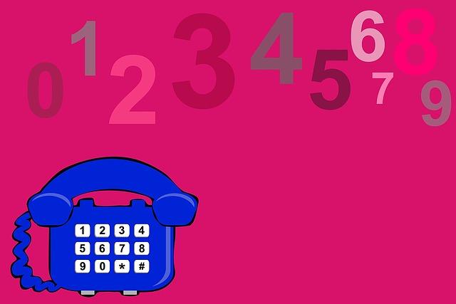 レターパックの電話番号の書き方