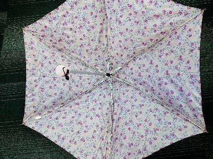 折りたたみ傘の梱包方法