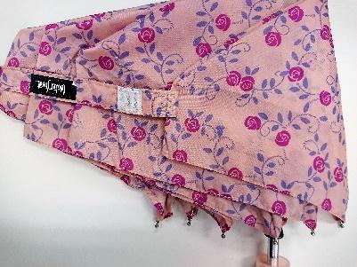 折りたたみ傘の梱包方法2