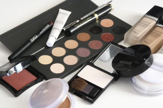 化粧品の梱包方法