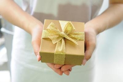 ハンカチをプレゼントする時の梱包