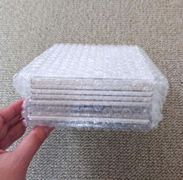 CD10枚の梱包方法