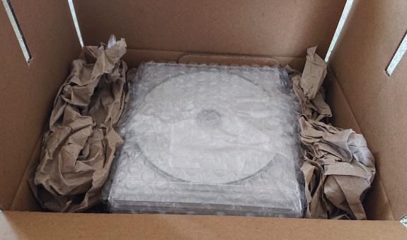 CD10枚の梱包方法2
