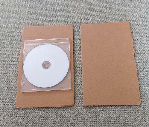 CDの梱包方法6