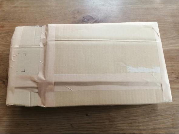 電子キーボードの梱包方法14