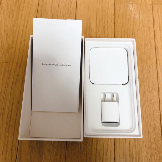 iPhoneの箱あり梱包方法