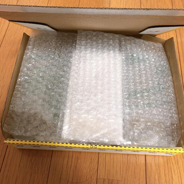 iPhoneの箱あり梱包方法7