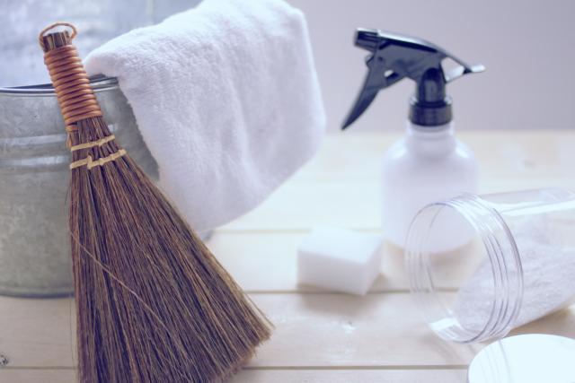 空気清浄機や加湿器の掃除