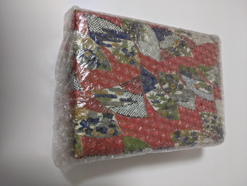 レターパックの箱型の折り方9