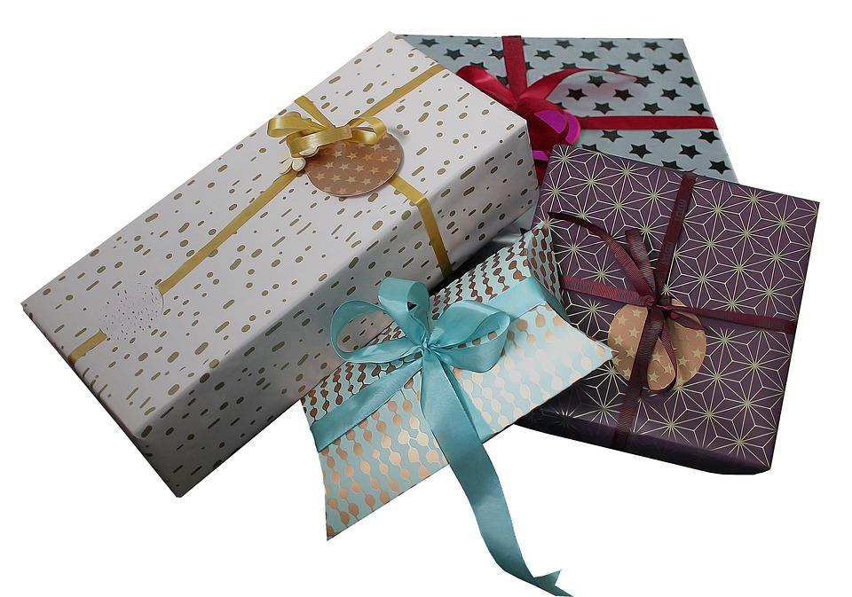 ネクタイのプレゼント用の梱包