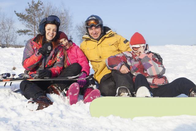 スキー、スノボウェアの梱包