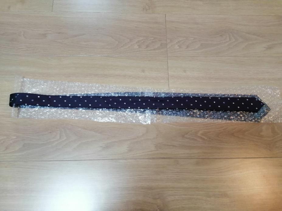 ネクタイの梱包方法2