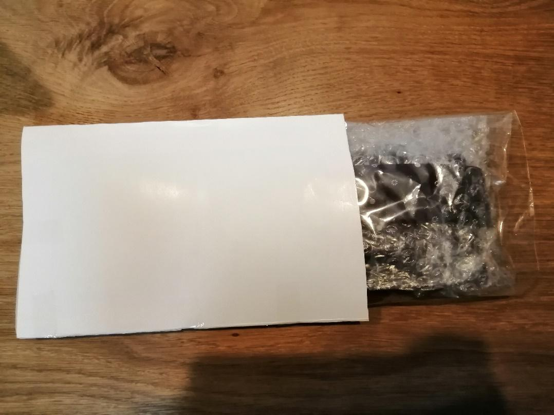 ネクタイの梱包方法7