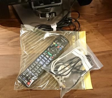 テレビの梱包6