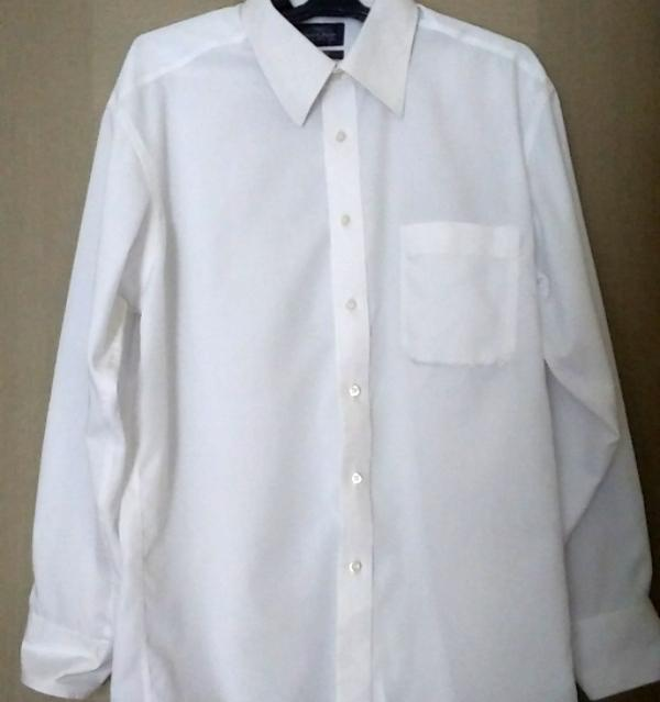 ワイシャツの梱包