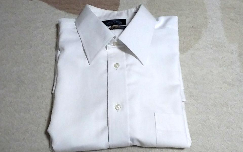 ワイシャツの梱包方法6