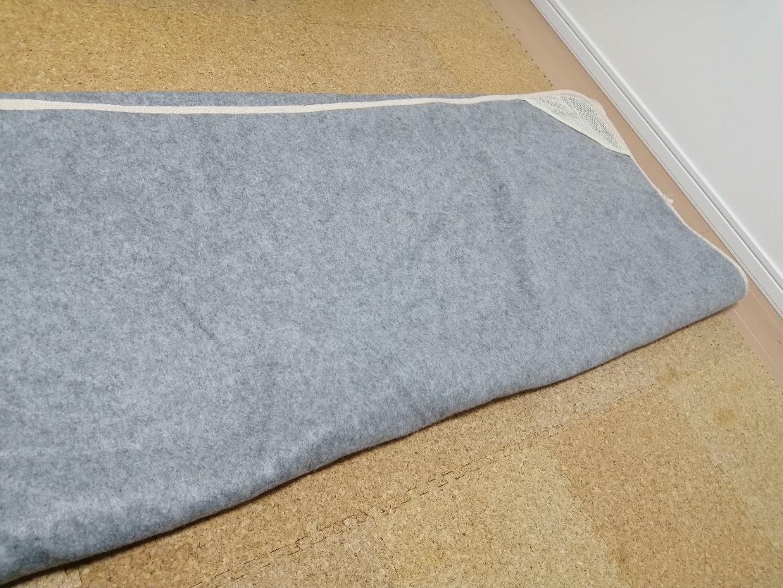 カーペットの梱包方法2