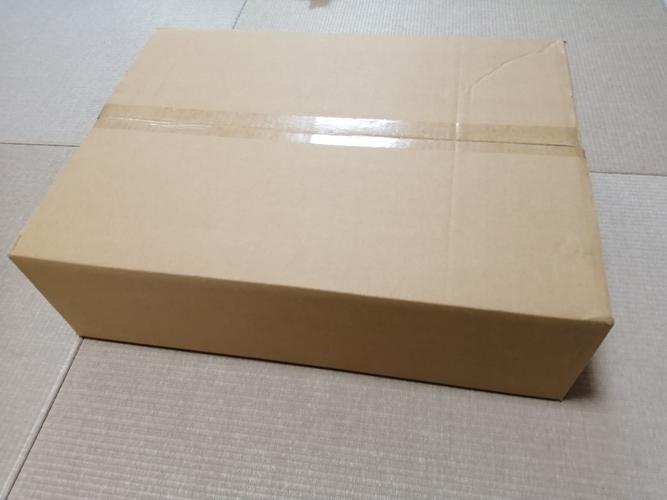 カーペットの梱包方法7