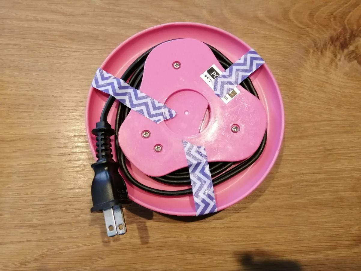 電気ケトルの梱包方法4