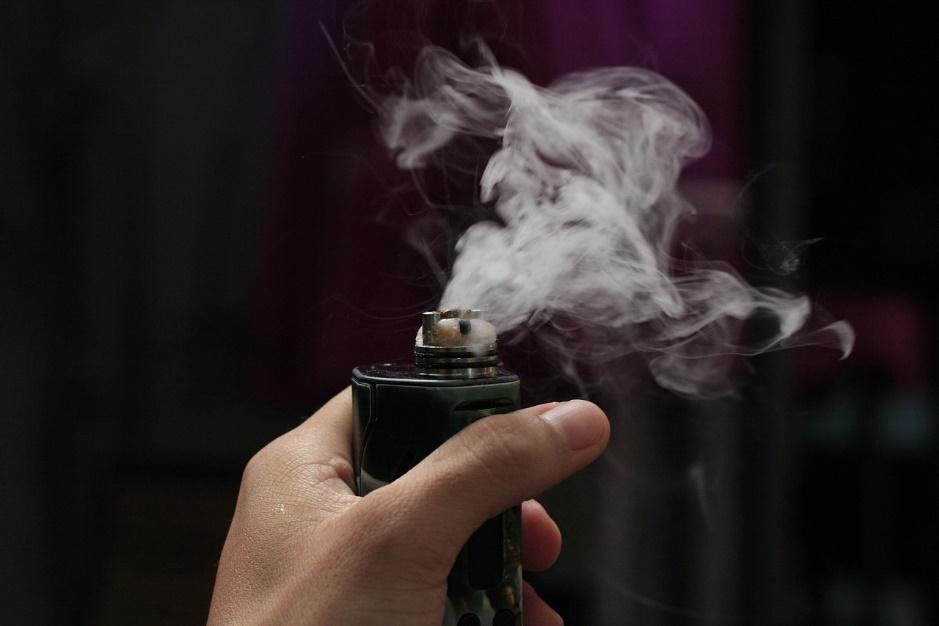 電子タバコの梱包方法