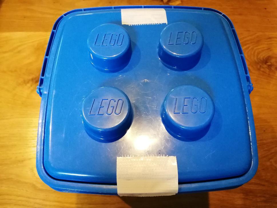 レゴブロックの梱包方法(箱あり)5