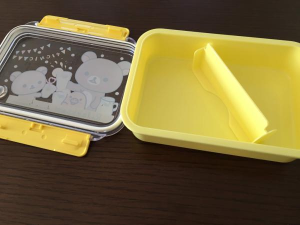 お弁当箱の梱包方法2