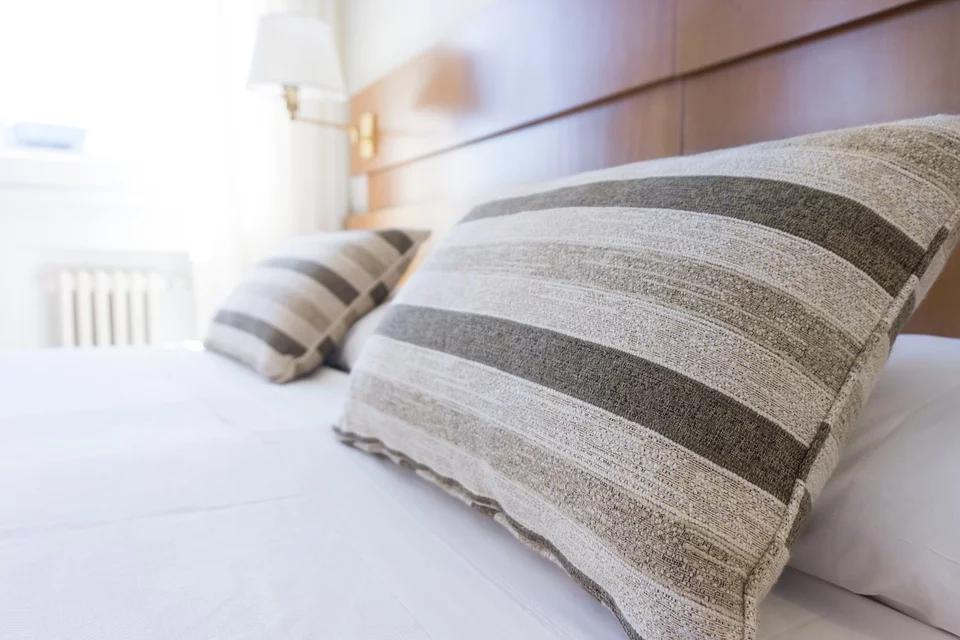 枕の梱包方法
