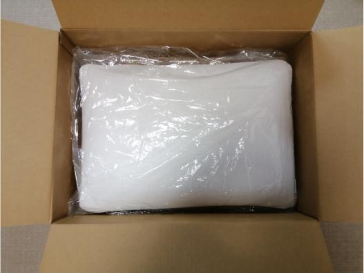 枕の梱包方法3