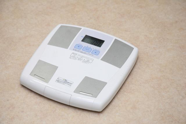 体重計の梱包方法