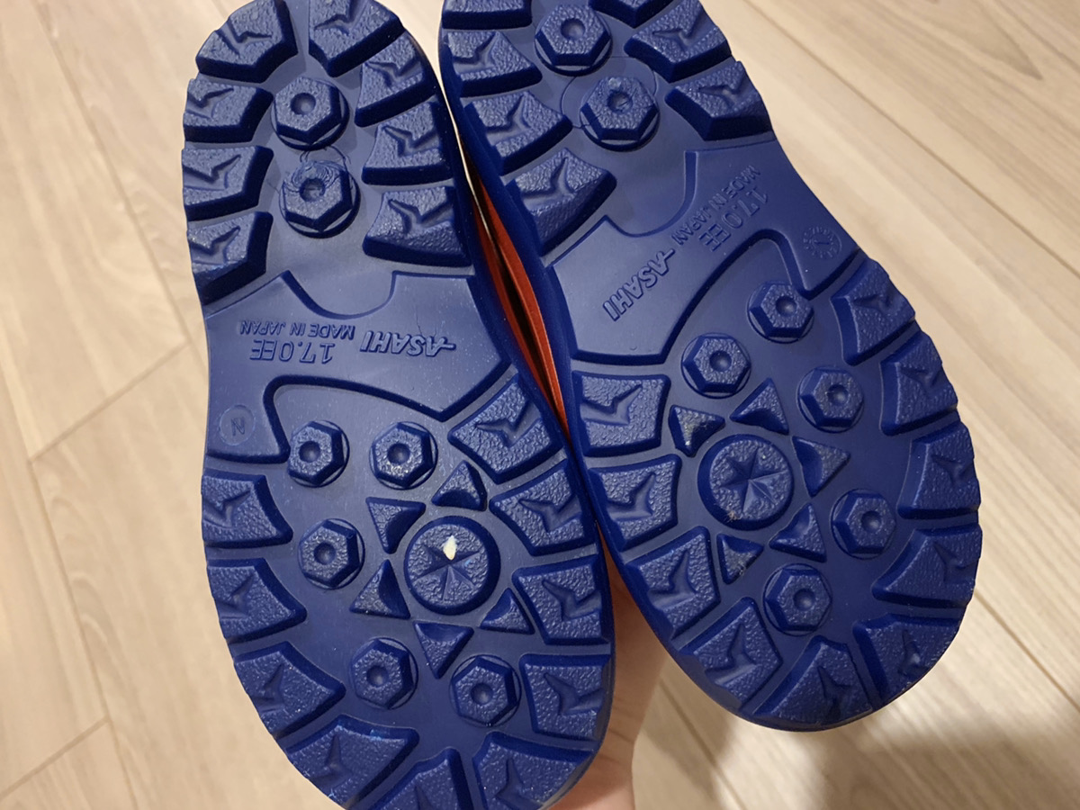 長靴の梱包方法17