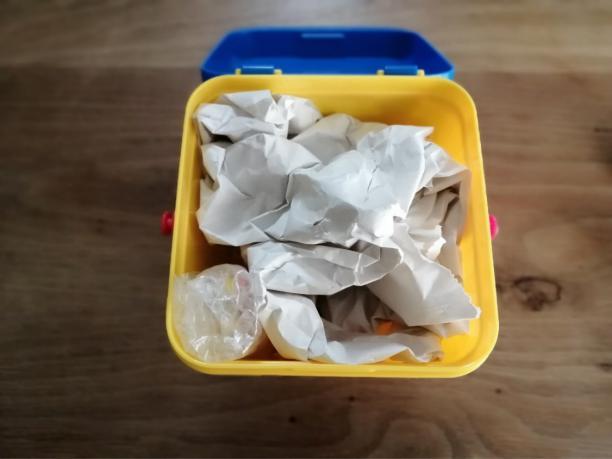 ポップコーンバケットの梱包方法15