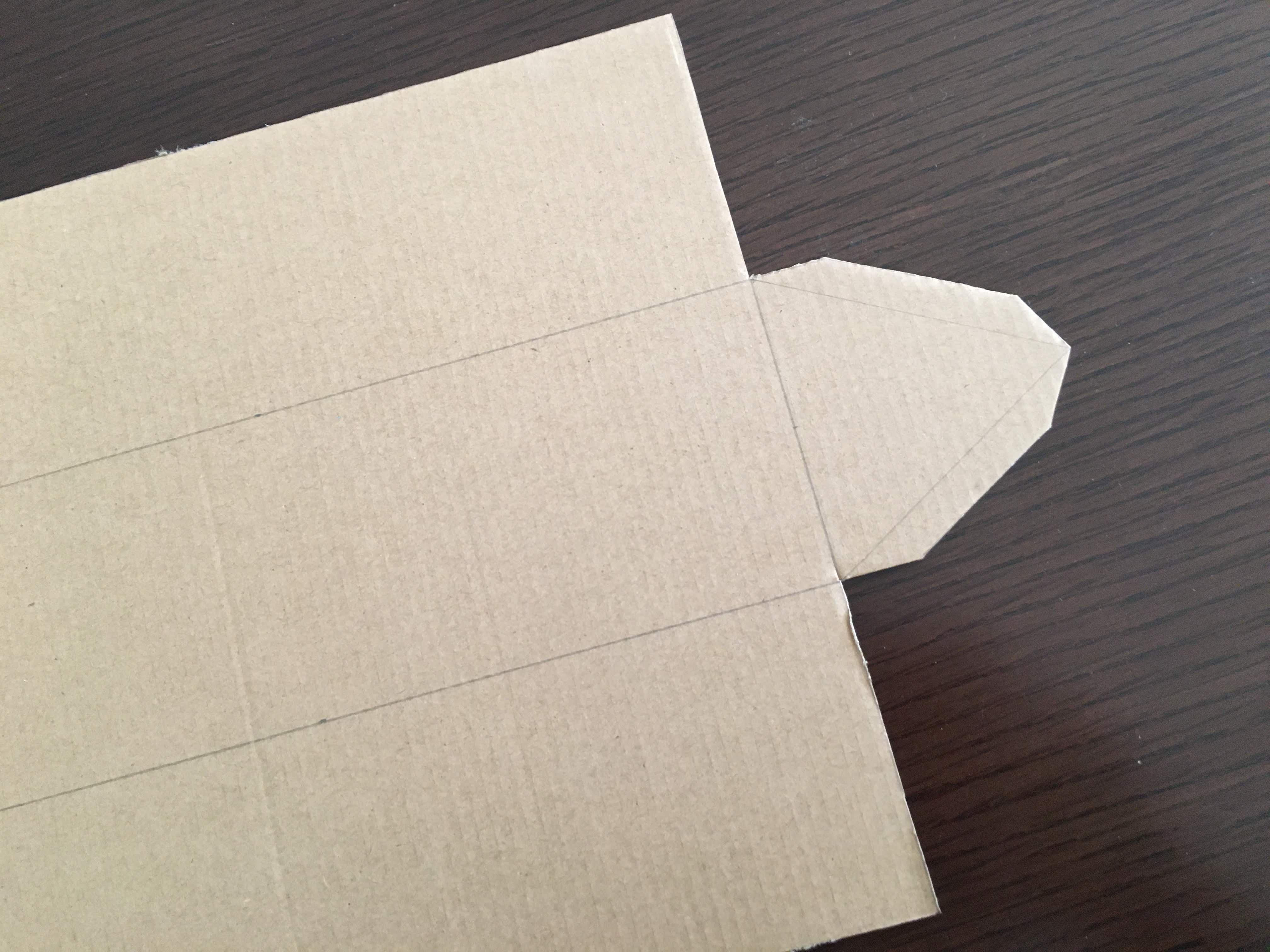 ポスターの梱包方法15