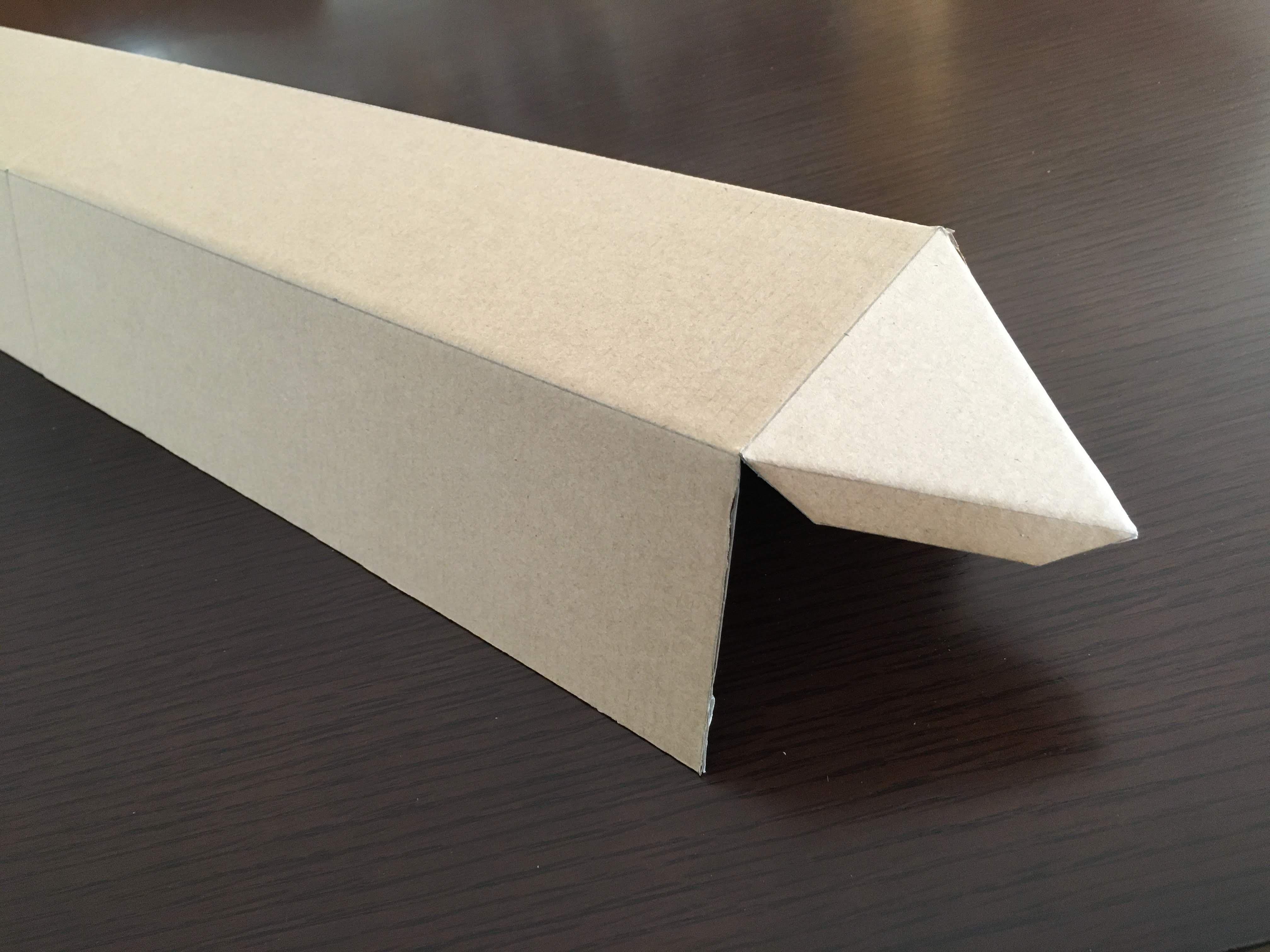 ポスターの梱包方法17