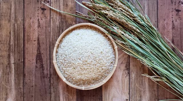 お米の梱包方法