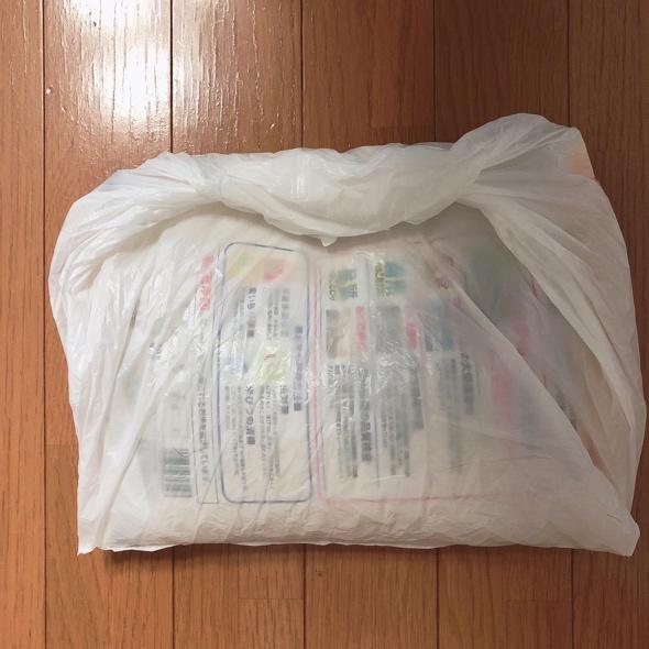 お米の梱包方法3